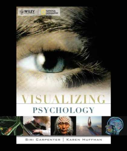 Books About Psychology - Visualizing Psychology (VISUALIZING SERIES)