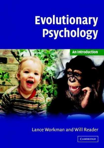 Books About Psychology - Evolutionary Psychology: An Introduction