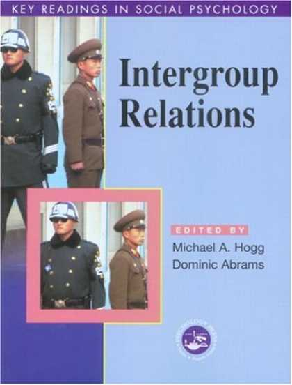 Books About Psychology - Intergroup Relations: Key Readings (Key Readings in Social Psychology)