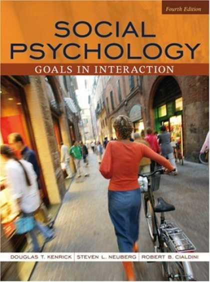 Books About Psychology - Social Psychology: Goals in Interaction (4th Edition) (MyPsychLab Series)