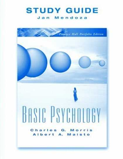 Books About Psychology - Basic Psychology: Pearson PH Portfolio Complete Set