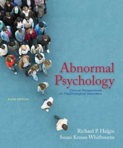 Books About Psychology - Abnormal Psychology: Clinical Perspectives on Psychological Disorders
