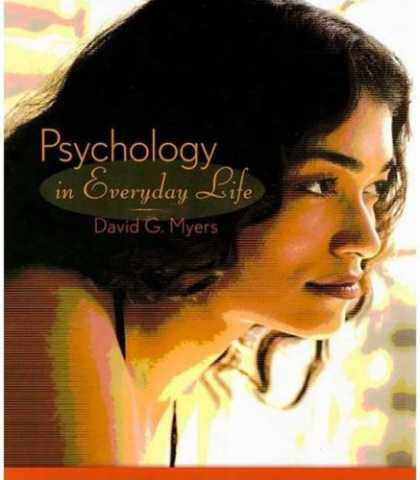 Books About Psychology - Psychology in Everyday Life