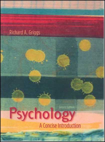 Books About Psychology - Psychology: A Concise Introduction