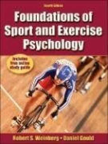 Books About Psychology - Foundations of Sport And Exercise Psychology
