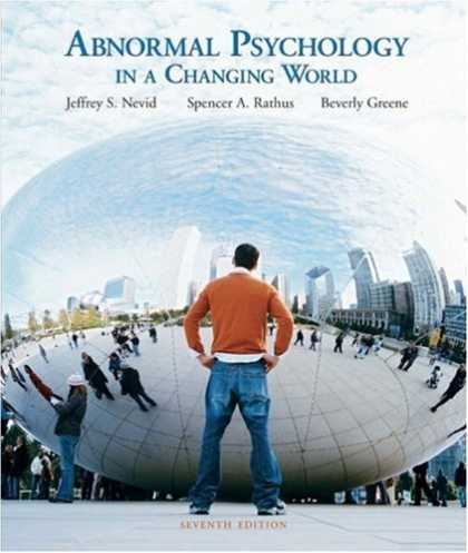 Books About Psychology - Abnormal Psychology in a Changing World (7th Edition) (MyPsychLab Series)