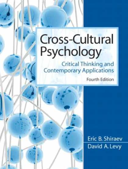 Books About Psychology - Cross-Cultural Psychology: Critical Thinking and Contemporary Applications (4th