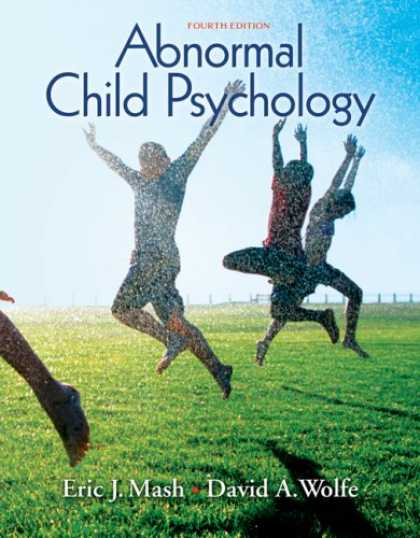 Books About Psychology - Abnormal Child Psychology