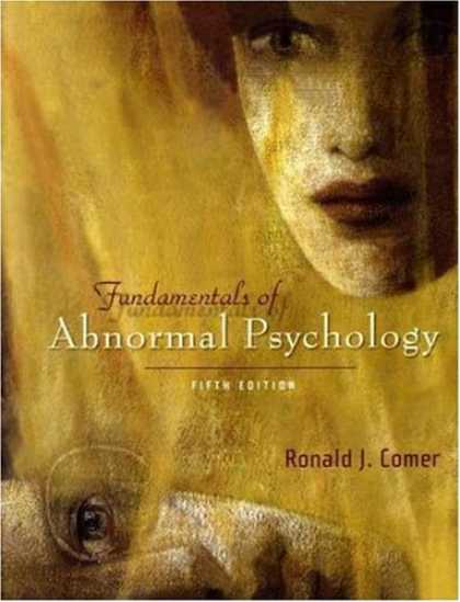 Books About Psychology - Fundamentals of Abnormal Psychology & CD-ROM