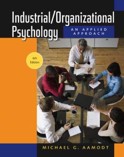 Books About Psychology - Industrial/Organizational Psychology