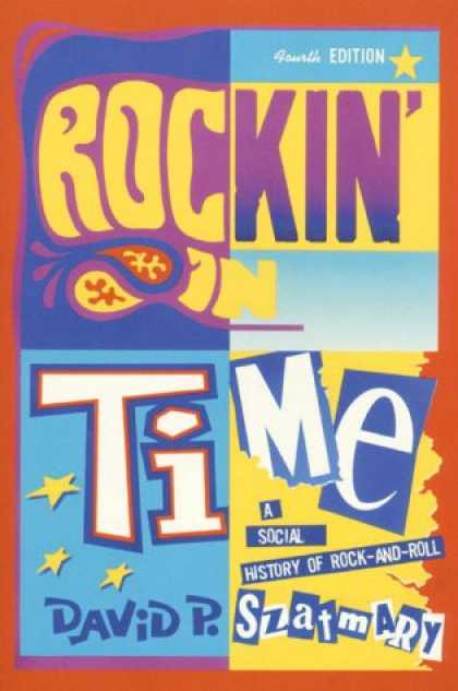 Books About Rock 'n Roll - Rockin' in Time: A Social History of Rock and Roll (4th Edition)