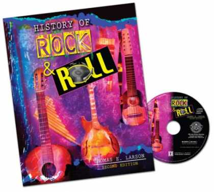 Books About Rock 'n Roll - History of Rock and Roll