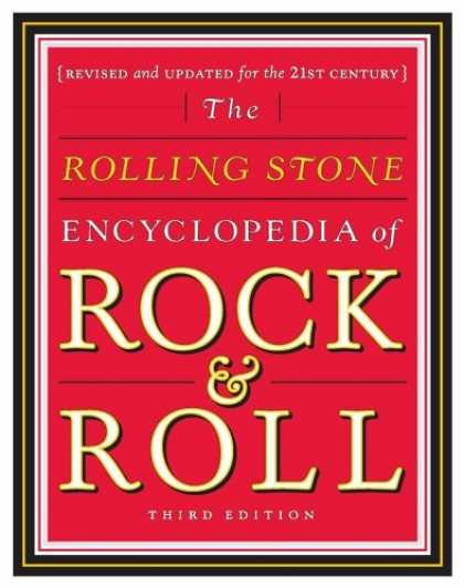 Books About Rock 'n Roll - The Rolling Stone Encyclopedia Of Rock & Roll