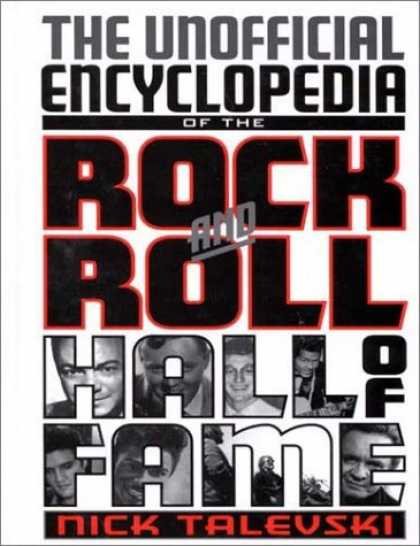 Books About Rock 'n Roll - The Unofficial Encyclopedia of the Rock and Roll Hall of Fame
