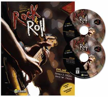 Books About Rock 'n Roll - History Of Rock And Roll Music Online
