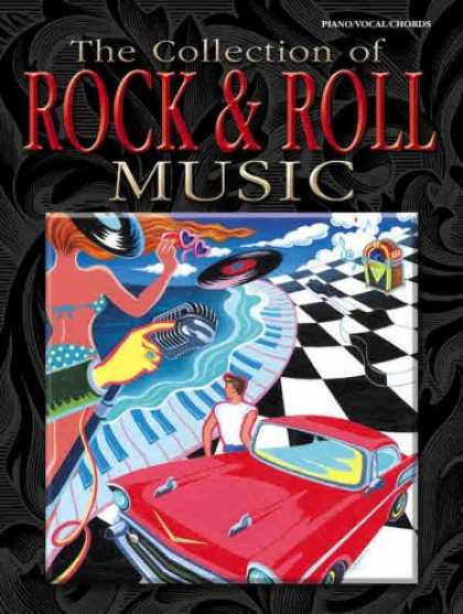 Books About Rock 'n Roll - The Collection of Rock & Roll Music