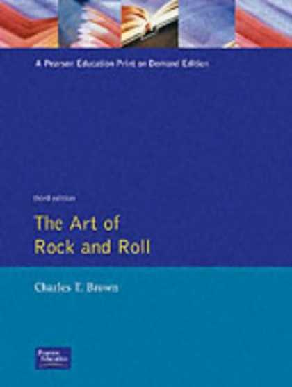 Books About Rock 'n Roll - Art of Rock and Roll, The (3rd Edition)