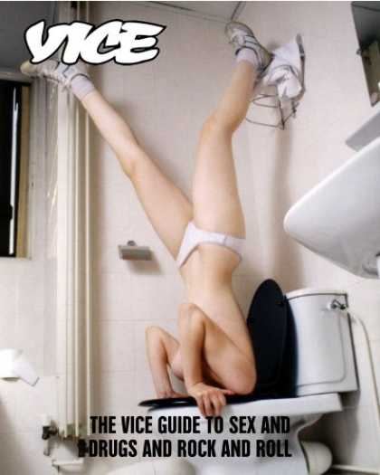 Books About Rock 'n Roll - Vice: The Vice Guide to Sex and Drugs and Rock and Roll