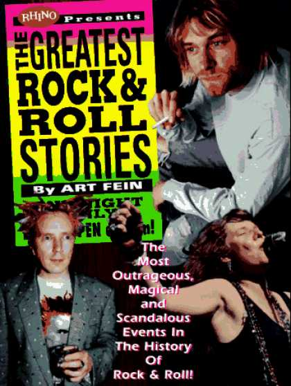 Books About Rock 'n Roll - The Greatest Rock & Roll Stories: The Most Outrageous, Magical and Scandalous Ev