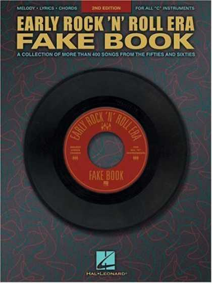 Books About Rock 'n Roll - Early Rock 'N' Roll Era Fake Book (Fake Books)
