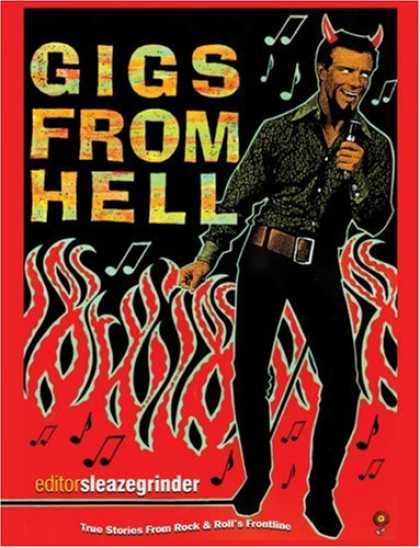 Books About Rock 'n Roll - Gigs from Hell: True Stories from Rock and Roll's Frontline