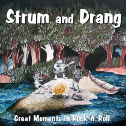 Books About Rock 'n Roll - Strum and Drang: Great Moments in Rock 'n' Roll