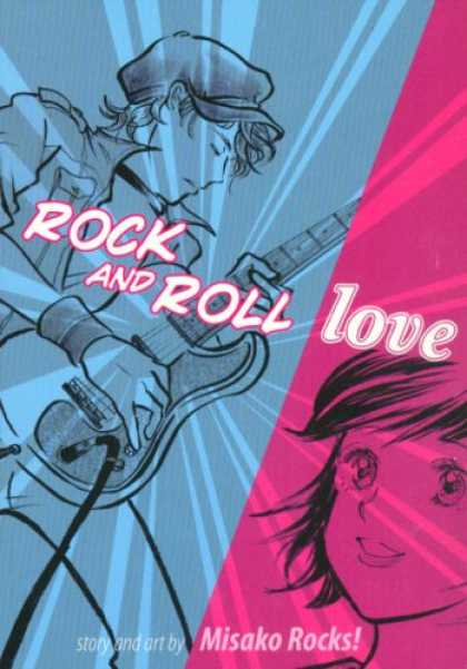 Books About Rock 'n Roll - Rock and Roll Love