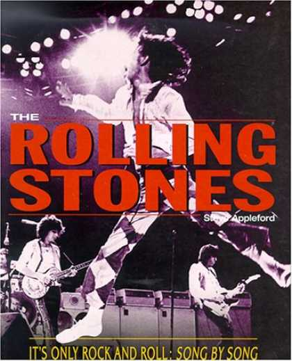 Books About Rock 'n Roll - Rolling Stones: It's Only Rock and Roll: Song by Song (Classic Rock Album Series