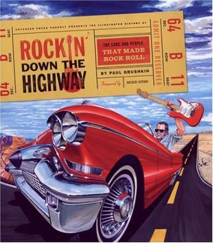 Books About Rock 'n Roll - Rockin' Down the Highway: The Cars and People That Made Rock Roll