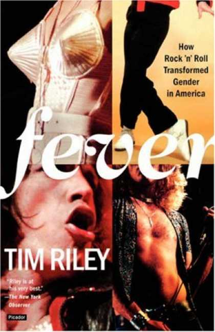 Books About Rock 'n Roll - Fever: How Rock 'n' Roll Transformed Gender in America