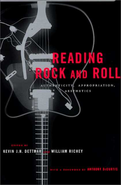 Books About Rock 'n Roll - Reading Rock and Roll