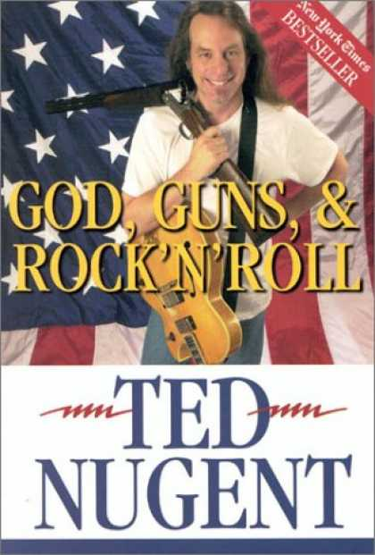 Books About Rock 'n Roll - God, Guns & Rock and Roll