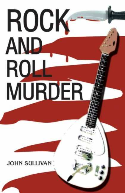 Books About Rock 'n Roll - Rock And Roll Murder