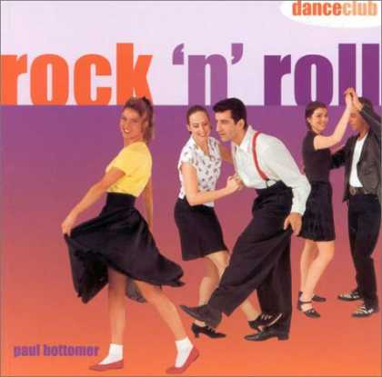 Books About Rock 'n Roll - Dance Club: Rock 'n' Roll