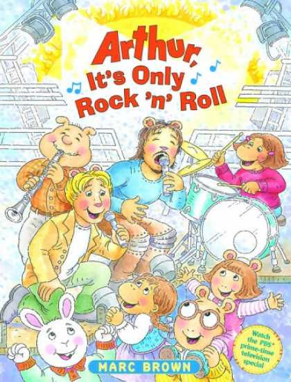 Books About Rock 'n Roll - Arthur, It's Only Rock 'n' Roll