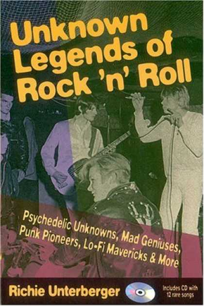 Book Covering Roll : Books about rock n roll covers
