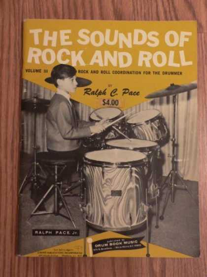 Books About Rock 'n Roll - The Sounds Of Rock And Roll (Rock And Roll Coordination For The Drummer) (Volume