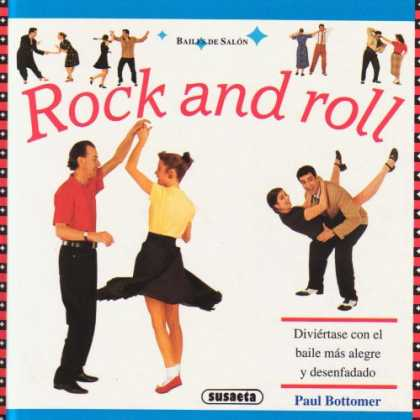 Books About Rock 'n Roll - Rock and Roll - Baile de Salon (Spanish Edition)