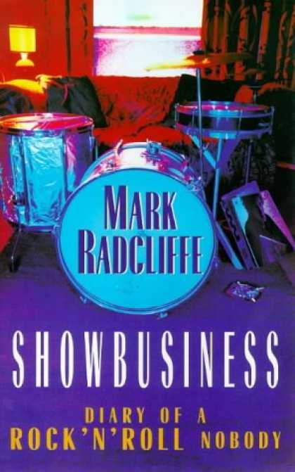 Books About Rock 'n Roll - Showbusiness: The Diary of a Rock 'n' Roll Nobody