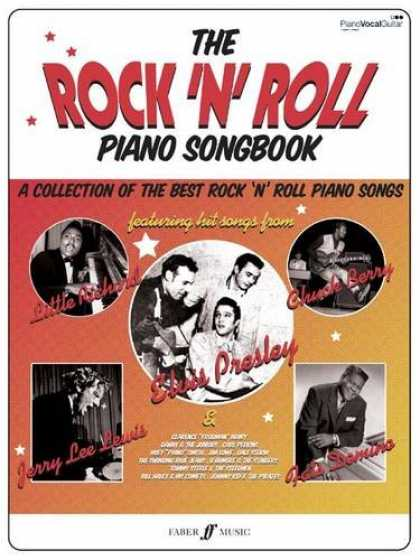 Books About Rock 'n Roll - Piano Songbook: Rock n Roll: (piano, Vocal, Guitar) (Pvg)