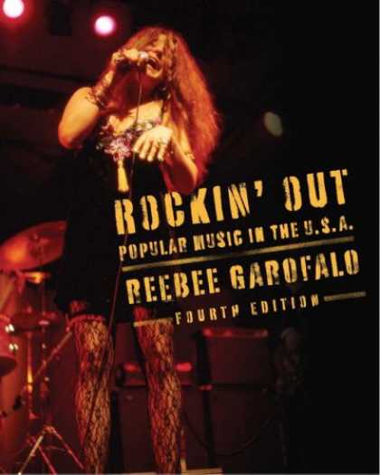 Books About Rock 'n Roll - Rockin' Out: Popular Music in The U.S.A. Value Package (includes Rock and Roll C