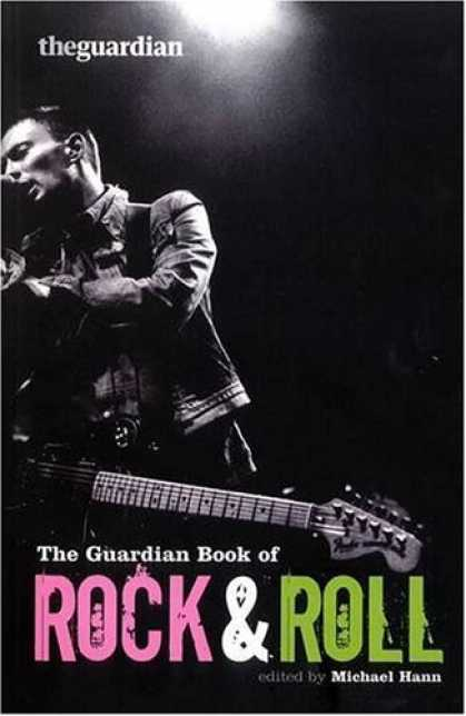 "Books About Rock 'n Roll - The ""Guardian"" Book of Rock 'n' Roll"