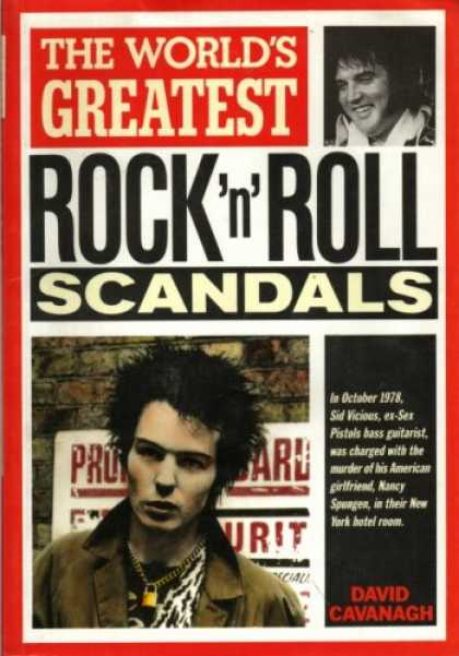 Books About Rock 'n Roll - Wlds Greatest Rock & Roll