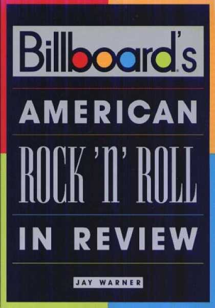 Books About Rock 'n Roll - Billboard's American Rock 'N' Roll in Review