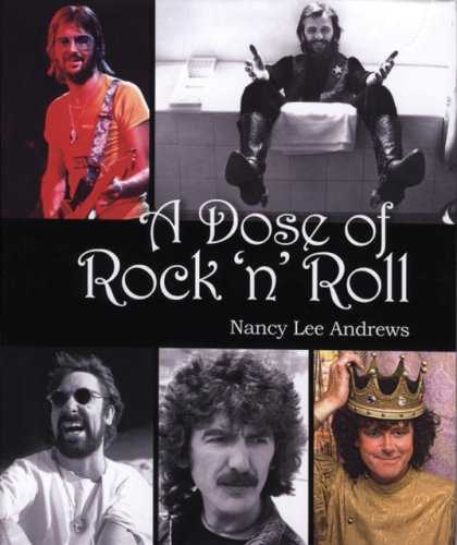 Books About Rock 'n Roll - A Dose of Rock 'n' Roll