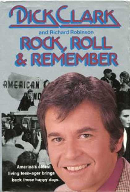 Books About Rock 'n Roll - Rock, Roll & Remember