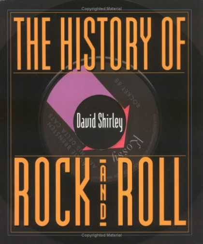 Books About Rock 'n Roll - The History of Rock & Roll