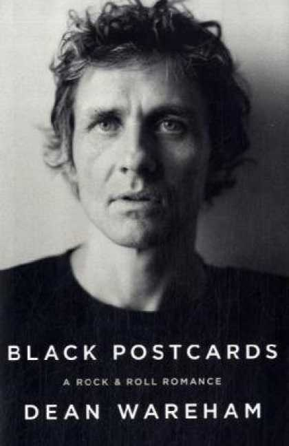 Books About Rock 'n Roll - Black Postcards: A Rock & Roll Romance