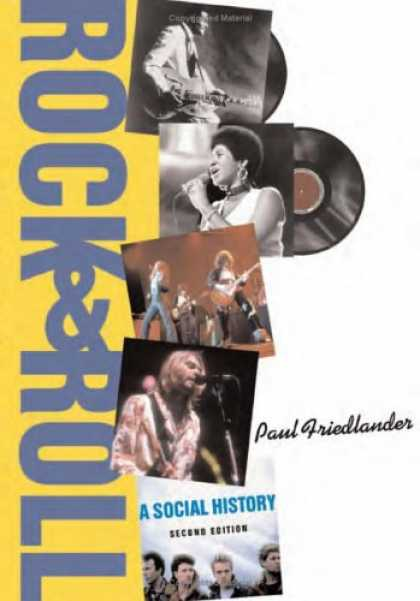 Books About Rock 'n Roll - Rock And Roll: A Social History