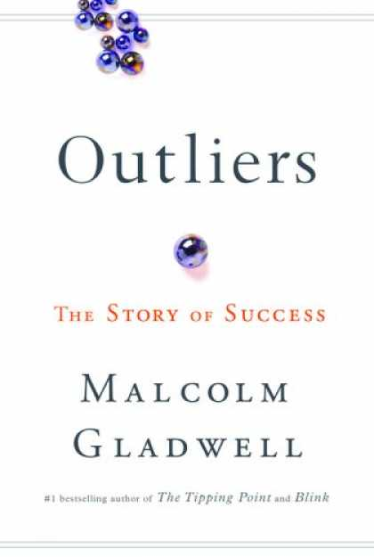 Books About Success - Outliers: The Story of Success